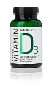 PurePharma D3: COCONUT FORMULA