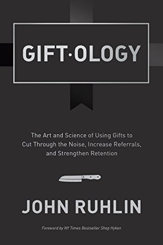 Giftology Increase Referrals Strengthen Retention ebook product image