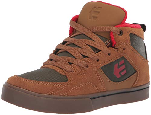 Etnies Unisex Harrison HT Skate Shoe, Brown, 2C Medium US Big Kid