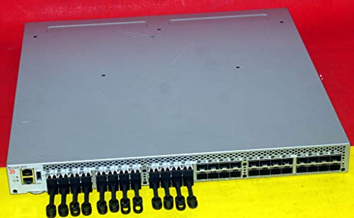 Brocade 6510 Fibre Channel Switch - 24 Ports, 24 x 8Gb Short