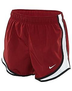 Nike Dry Tempo Short Team Red/White/Black/Wolf Grey Womens Shorts