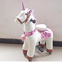 Unicorn Pony Cycle Rocking Horse Ride On Horse