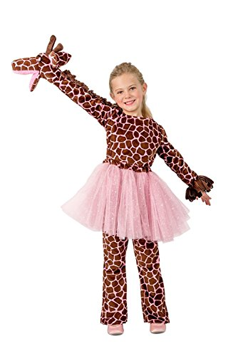 Princess Paradise Puppet Pals Playful Giraffe Puppet Child's Costume, Small