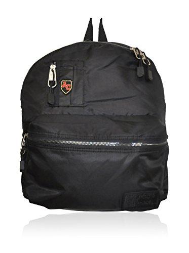 Bags Pack Mochila Bom1 Negro