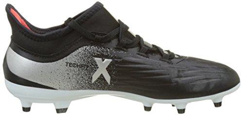 Red Platin Schwarz Black Metallic 17 X Core 2 Damen adidas FG Core Fußballschuhe 8az77w