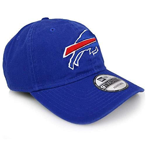 New Era Men's Buffalo Bills 9TWENTY Core Blue One Size Fits All