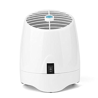 Portable Design Air Purifier 3-in-1 Desktop anion sterilization Air Cleaner Mini Ozone Air Purifier for Remove Cigarette Smoke Odor Smell Bacteria