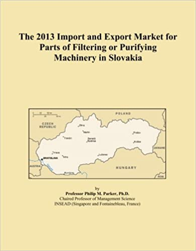 The 2013 Import and Export Market for Parts of Filtering or Purifying Machinery in Slovakia