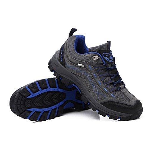 bajo adulto botas caño de XIGUAFR gris Unisex AFqH18