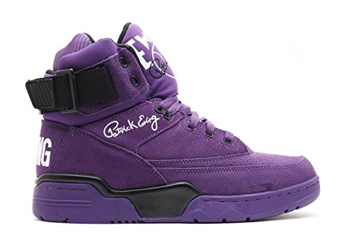 PATRICK EWING 33 HI PURPLE/BLACK LIMITED EDITION SNEAKERS AVALIABLE NOW !!!!!!!!!!!!!!!!!!!!!!!!