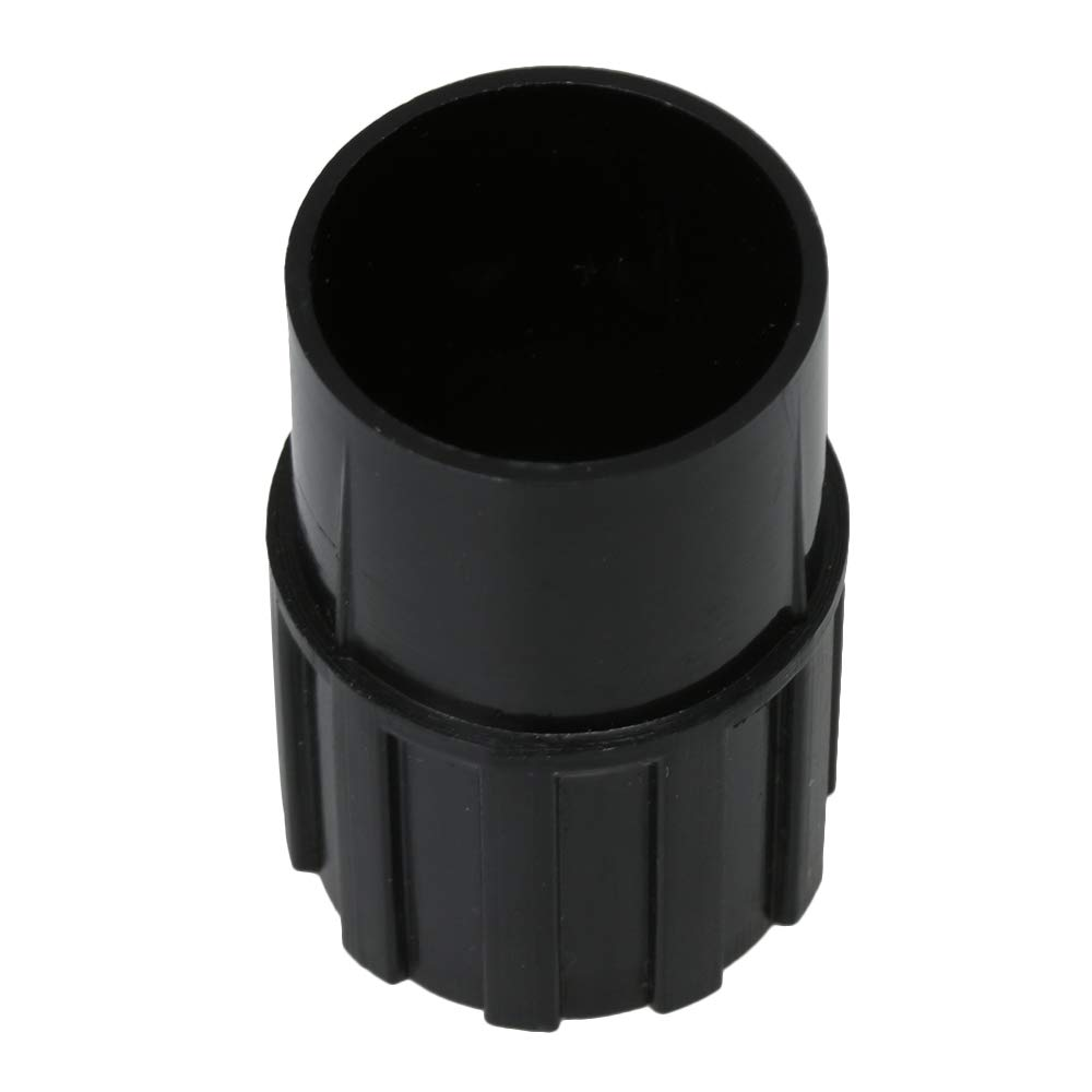 Yibuy Black Sax End Plug Cap for Tenor Saxophone Replacement Parts Plastic