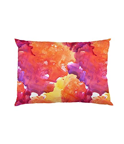 One Bella Casa Neon Sunset Pillowcase By Obc Standard 20 X 30 Multi From One Bella Casa Accuweather Shop