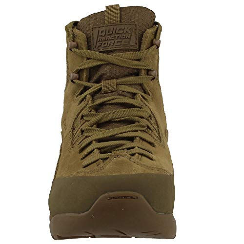 Assault Weather Tactical QRF Coyote Research Boot Belleville Hot Delta 6