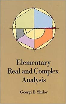 Ebook Elementary Real And Complex Analysis PDF