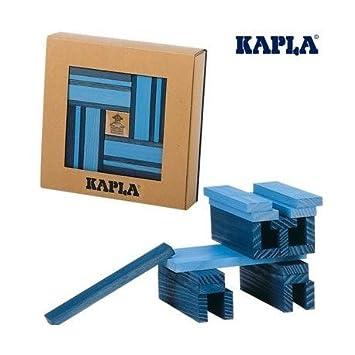 Jeu De Construction Kapla Coffret Cadeau Livre 40