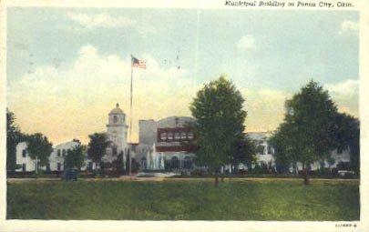 Ponca City, Oklahoma Postcard from Old Postcards