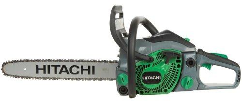 Hitachi CS33EB16 16-Inch 32.2cc 2-Stroke Gas-Powered Rear Handle Chain Saw (C.A.R.B Compliant)
