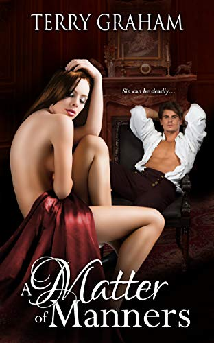 A Matter of Manners (Shades of Sin Book 1) by [Graham, Terry]