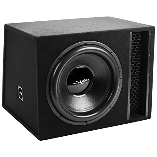 Skar Audio Single 18″ 2500W Loaded EVL Series Vented Subwoofer Enclosure | EVL-1X18D2