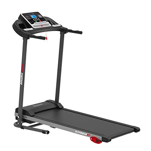 SereneLife Folding Treadmill – Foldable Home Fitness Equipment with LCD for Walking & Running – Cardio Exercise Machine…