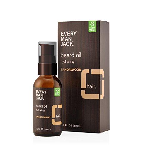 Every Man Jack Beard Sandalwood product image