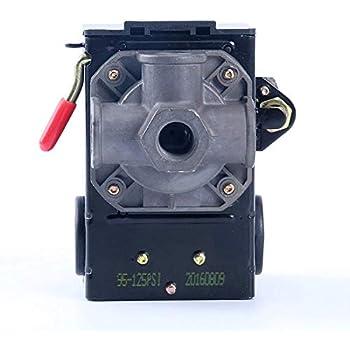 Lefoo Quality Air Compressor Pressure Switch Control 95