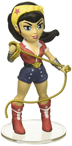 Funko Rock Candy: DC Bombshells - Wonder Woman Collectible Toy ()