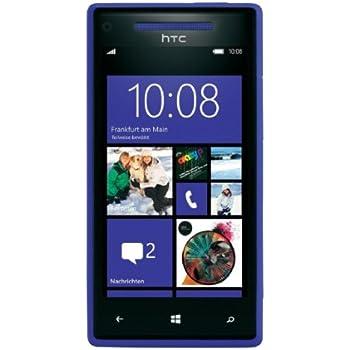 htc windows phone 8x. htc windows phone 8x blue 16gb - unlocked htc 8x