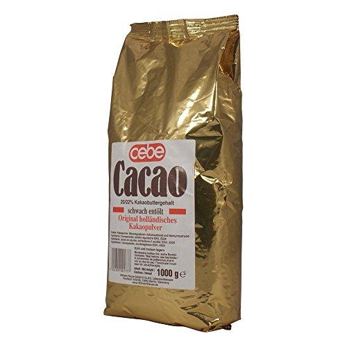 Cebe Cocoa powder 1000 g - Cebe