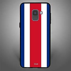 Samsung Galaxy A8 Plus costa rica Flag