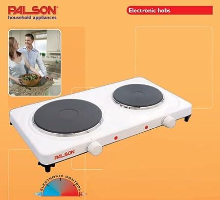 Palson Placa De Cocina De Dos Fogones: Amazon.es: Hogar