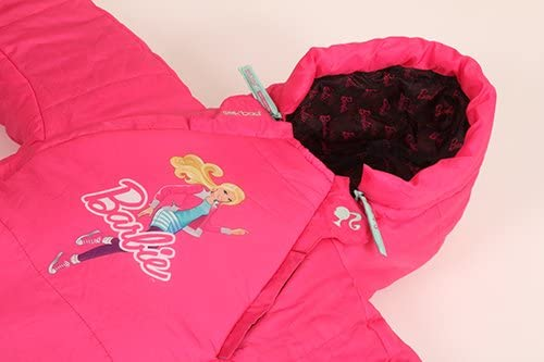 SELKBAG Saco de dormir Modelo BARBIE Color Rosa, talla M