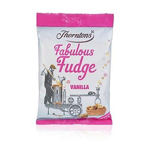 Thorntons Vanilla Fudge Bag (285g) (Pack of 6)