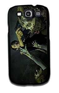 Tomhousomick Custom Design The Walking Dead Case for Samsung Galaxy S3 Phone Case Cover #111