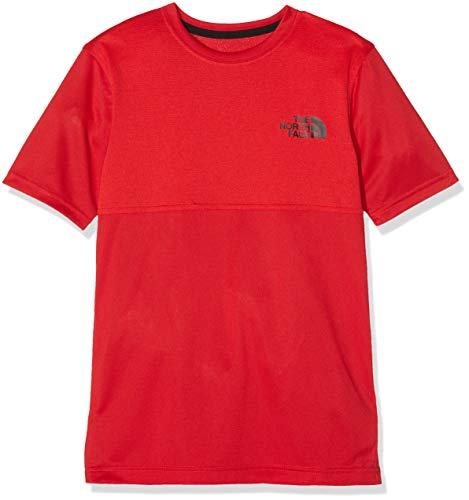 Red Face Gar Das von Tnf on Reactor Shirt North T dexoCB