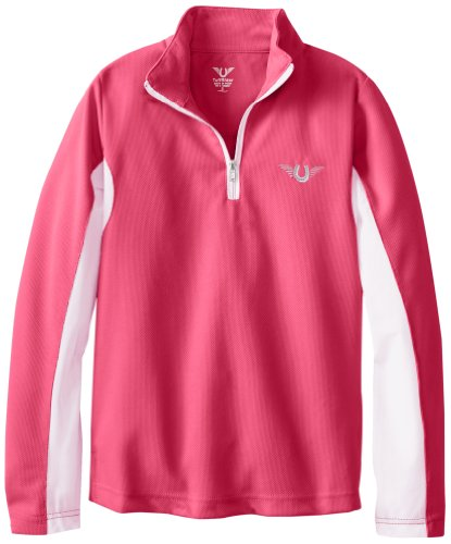 TuffRider Children's Ventilated Technical Long Sleeve Sport