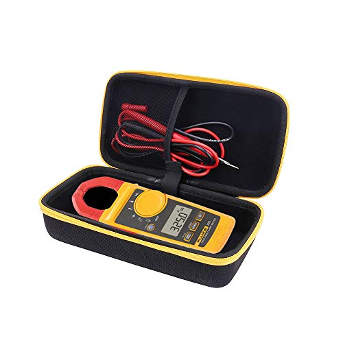 Hard Case for Fluke 323/324/325 Clamp Multimeter AC-DC TRMS by Aenllosi