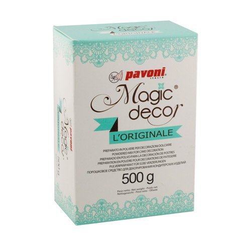 Tortenspitze Magic Decor 500 gr Pulver neuste Ware in neuer Verpackung