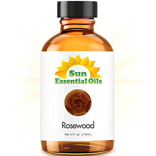 Rosewood (Large 4 ounce) Best Essential Oil