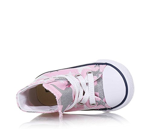 Rose SNEAKERS WHITE fille CT 356838C CONVERSE HI wqfBUY