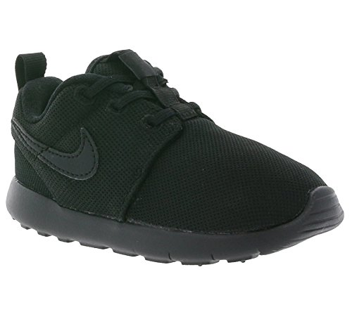 Nike Toddlers Roshe One (TDV) Black/Black Black Running Shoe 10 Infants US
