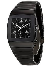 Rado Men's R13764152 Sintra Black Dial Watch by Rado