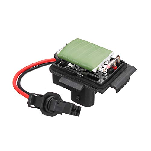 AAlamor Heater Blower Fan Resistor For Renault Clio II/172/182/RS V6: