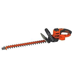 BLACK+DECKER BEHTS400 22″ Sawblade Electric Hedge Trimmer
