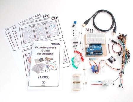 - ARDX V1.3 Arduino Experimentation Kit