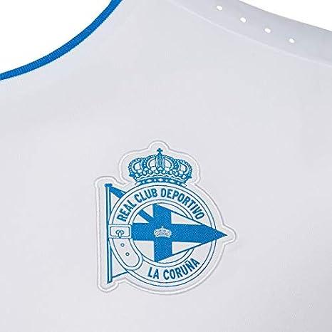 Macron Camiseta Deportivo de CORUÑA 3ª EQUIPACION 2018/2019/CAMISETA Letras GALEGAS 2018/19: Amazon.es: Deportes y aire libre