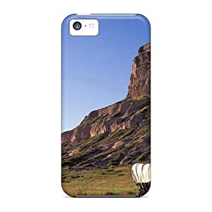 New Style Case Cover KlIPePs2223xPTRc Wagons In Eagle Rock Monument Nebraska Compatible With Iphone 5c Protection Case