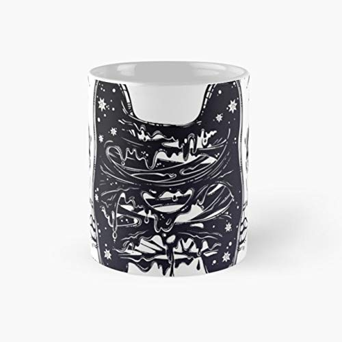 Couples Halloween Costumes 110z Mugs
