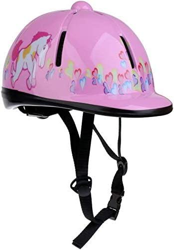Horse Riding Protective Kids Helmet Adjustable Riding Hat