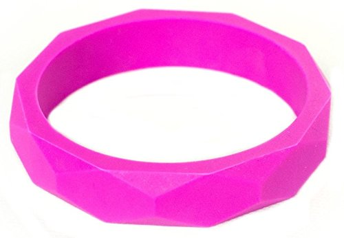 Itzy Ritzy Teething Happens Silicone Jewelry Baby Teething B